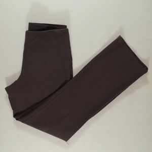Soft Surroundings Women's Brown Pant STRETCH PXS